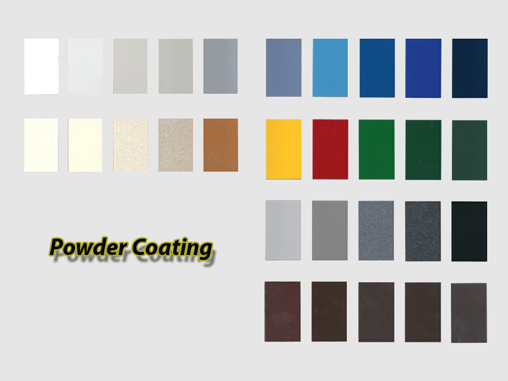 powder-coating